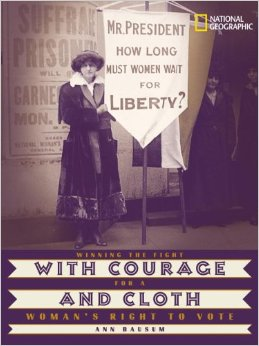 With Courage and Cloth book cover