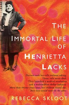 Henrietta Lacks book cover