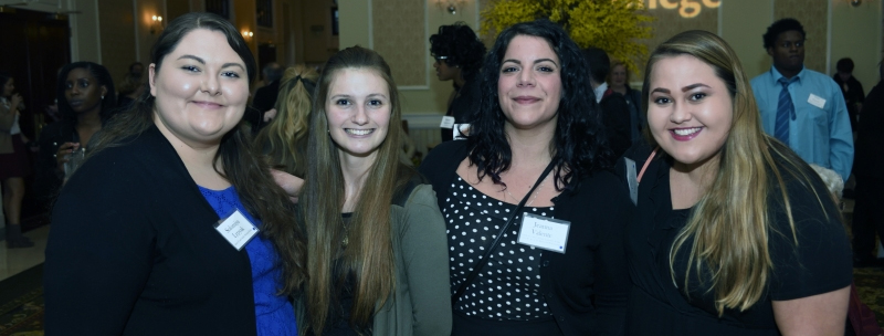 Photo from Foundation Scholarship Dinner