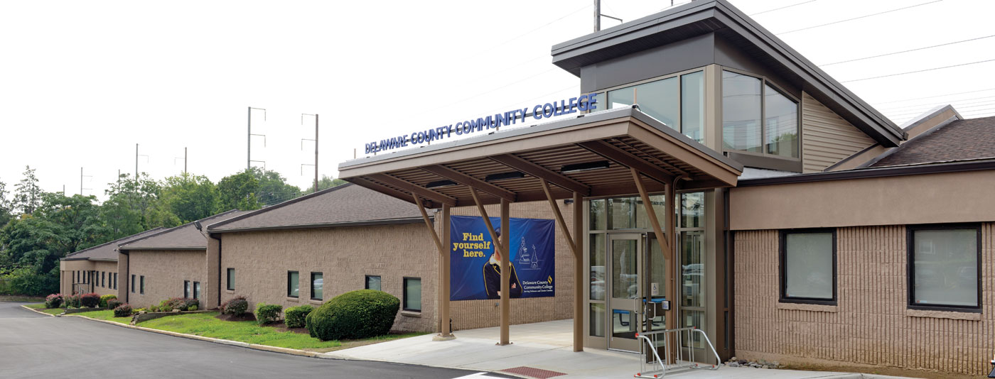 Colleges In Delaware >> Delaware County Community College Find Yourself Here 1