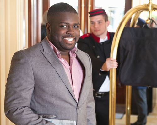 Hotel & Restaurant Management