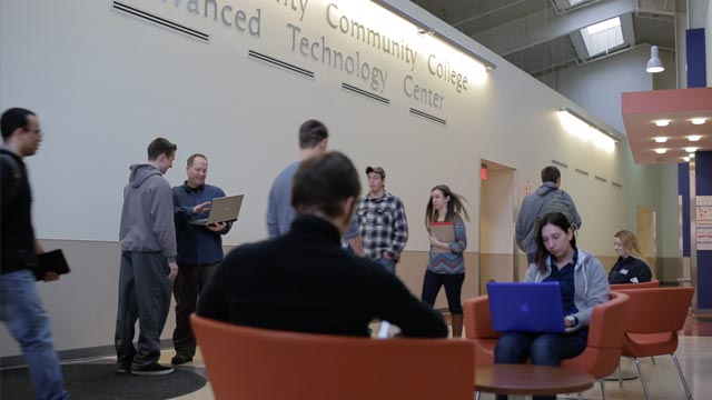 Tour the Advanced Technology Center
