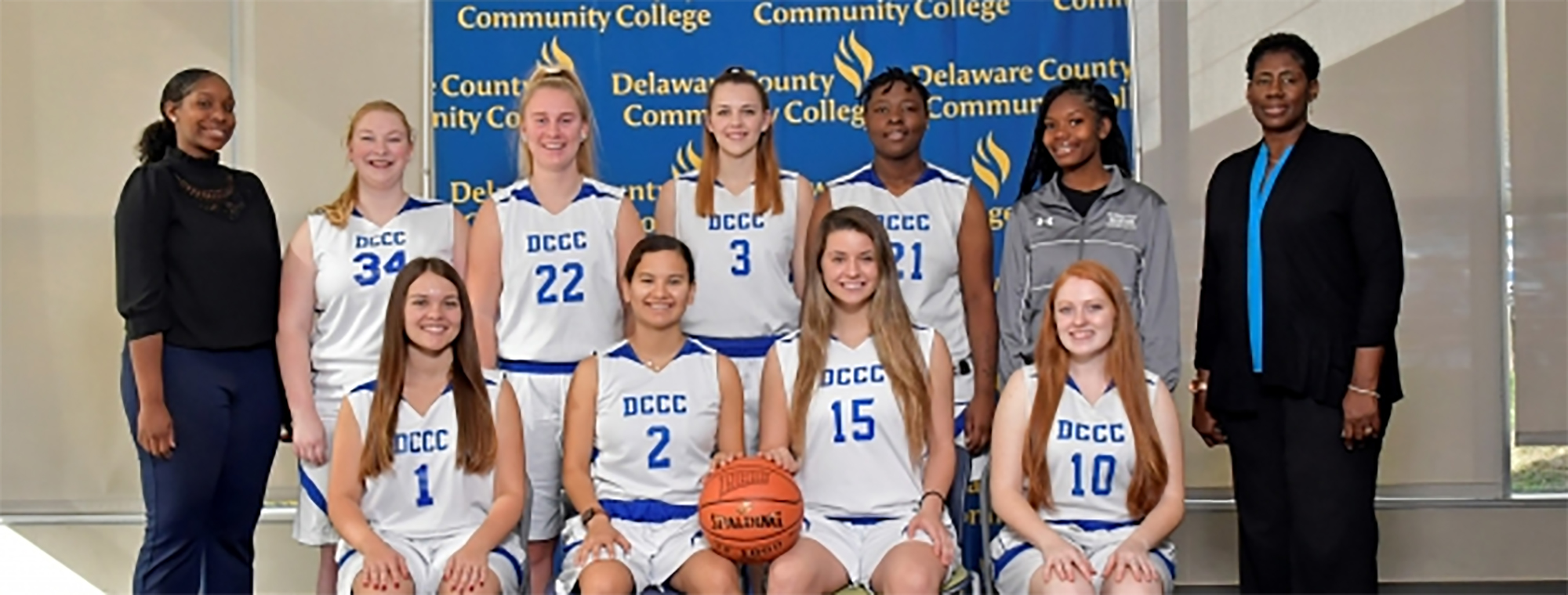 2019 Women's Basketball team