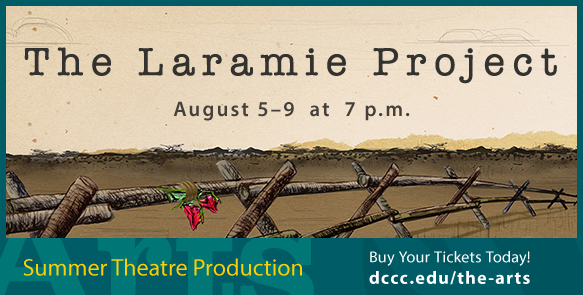 The Laramie Project at DCCC