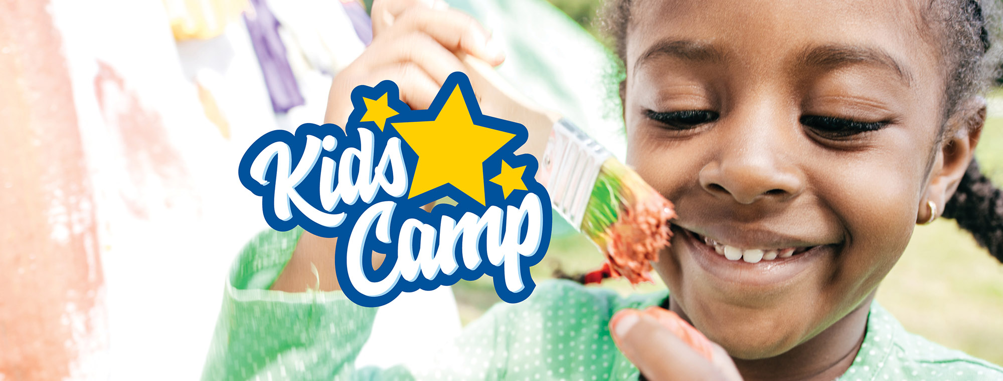 Kids Summer Camp banner image