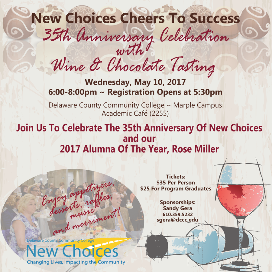 New Choices Celebration