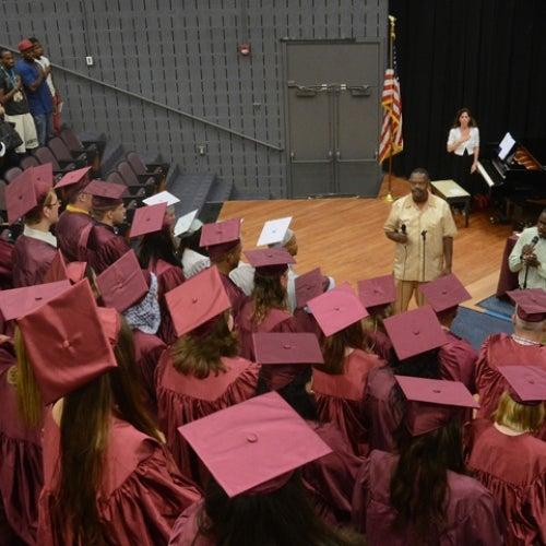 2014 GED Graduation