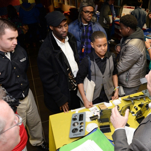 2015 STEM Career Night