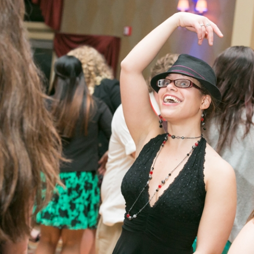 Student Activities student dancing