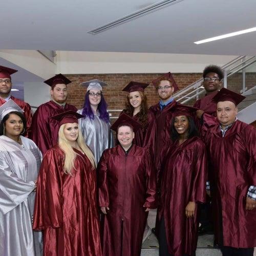 2016 GED Graduation