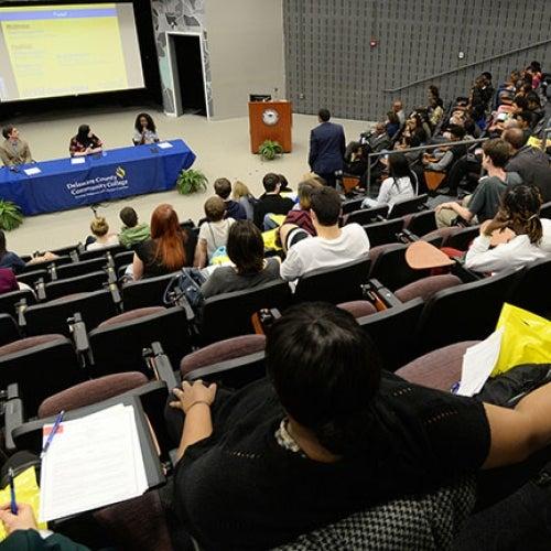 Photo of Large Auditorium
