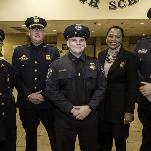 Police Academy Graduation photo