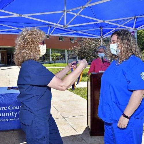 Nursing Pinning Event 45