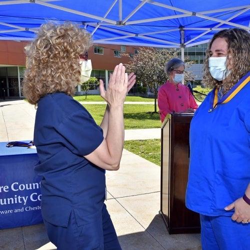 Nursing Pinning Event 46