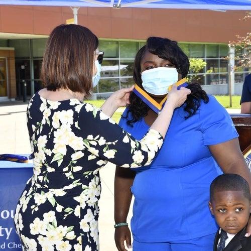 Nursing Pinning Event 44