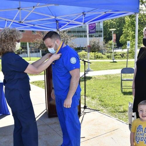 Nursing Pinning Event 37