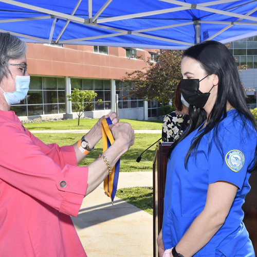 Nursing Pinning Event 15