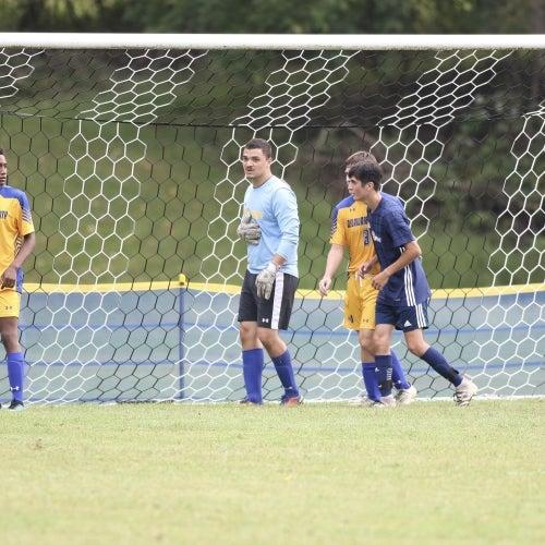 Men's Soccer 1
