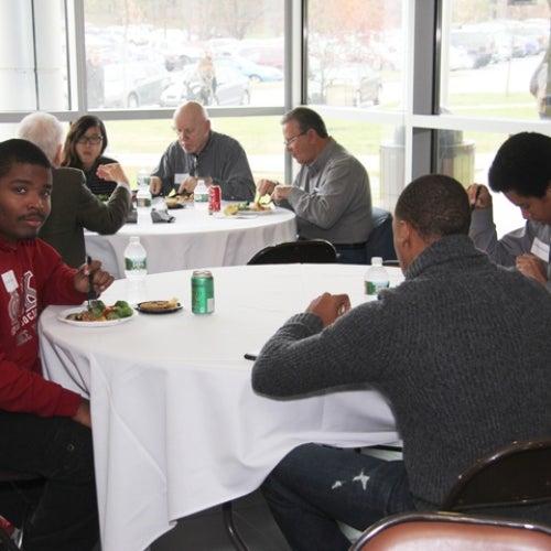 Veterans Appreciation Dinner