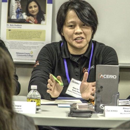 Women at STEM Roundtable